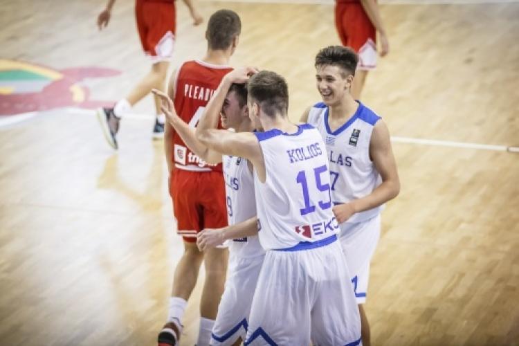 Ευρωπαϊκό U16: Νίκησε την Κροατία η Ελλάδα και τώρα η Τουρκία για το Παγκόσμιο