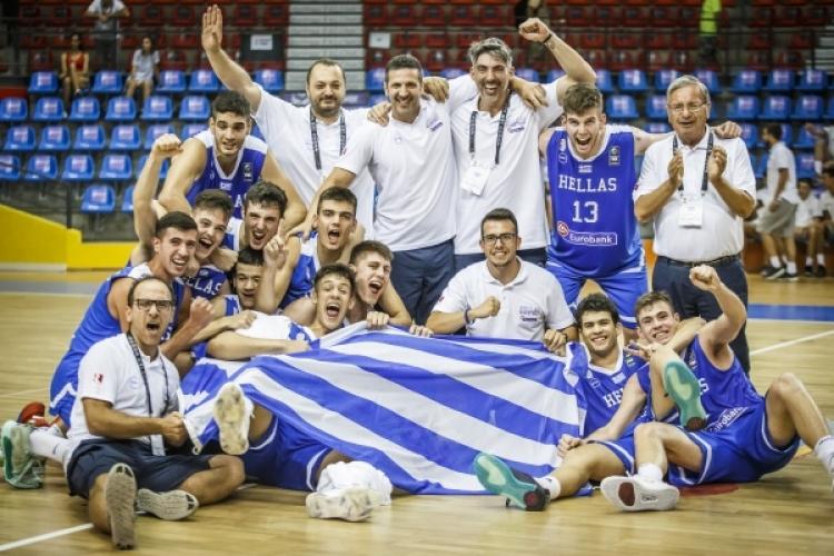 Εθνική Παίδων: Στους «8» του Ευρωπαϊκού