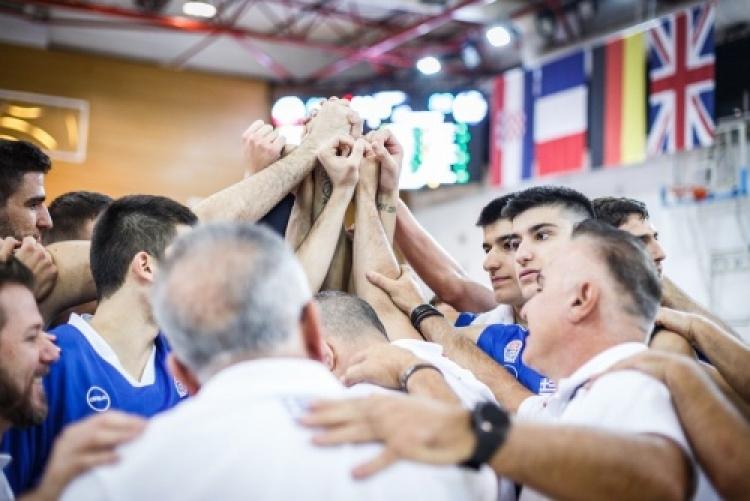 Εθνική Νέων Ανδρών: Το πρόγραμμα της φάσης των 16