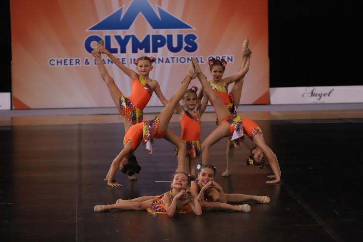 Στο Olympus Cheer & Dance International Open 2019  γιορτάστηκε η Ολυμπιακή Ημέρα