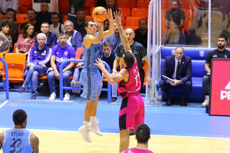 Basketball Champions League: Τα αποτελέσματα της 2ης αγωνιστικής