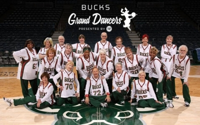 Οι τρομερές «Grand Dancers» των Milwaukee Bucks (vid)