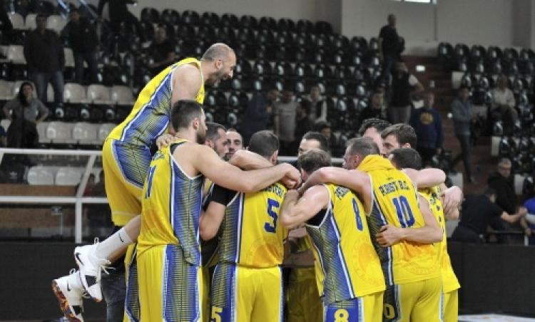 Το Περιστέρι επέστρεψε στην Basket League!