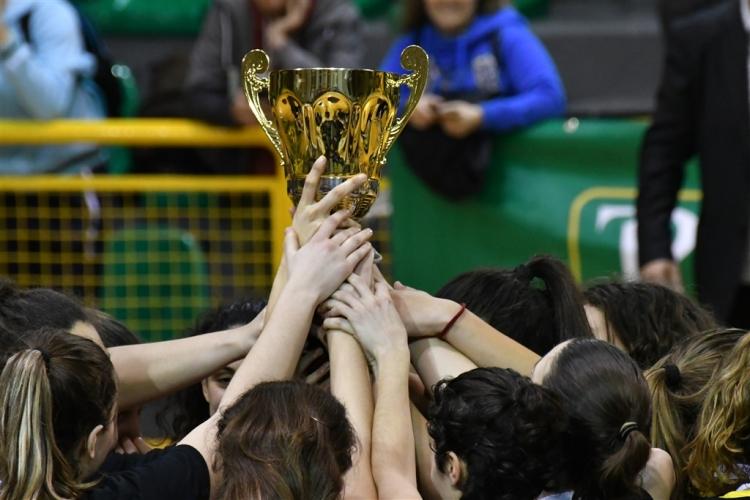 Κύπελλο Γυναικών ΕΣΚΑ: Το σήκωσε ο Άρης Χολαργού