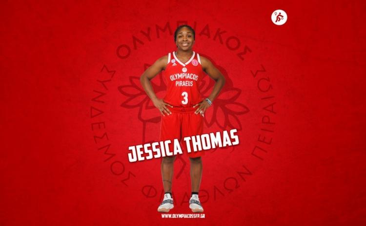 Ανανέωση συνεργασίας με την Τζέσικα Τόμας