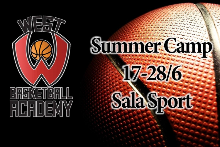 2ο Summer Camp West Basketball Academy (17-28/6)