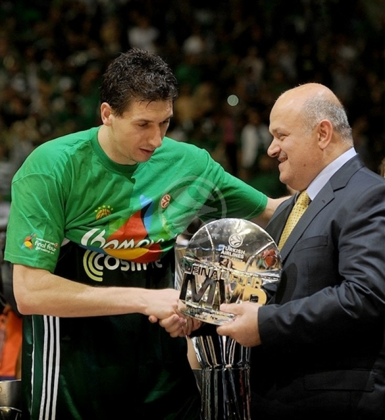 Dimitris Diamantidis, thanks for the memories!