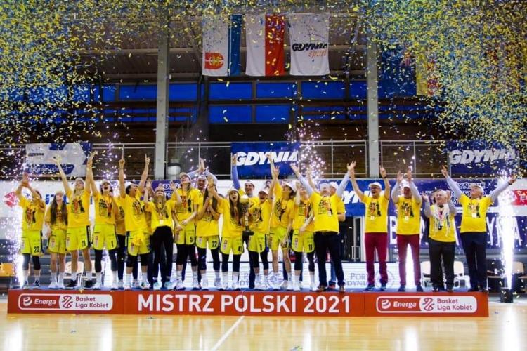Πρωταθλήτρια Πολωνίας η Σπανού