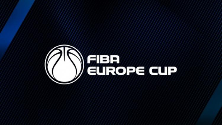 Έμαθαν τους αντιπάλους τους οι ελληνικές ομάδες στο FIBA Europe Cup