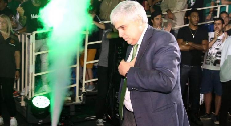 Τέλος και επίσημα από τον Παναθηναϊκό ο Μάνος Παπαδόπουλος