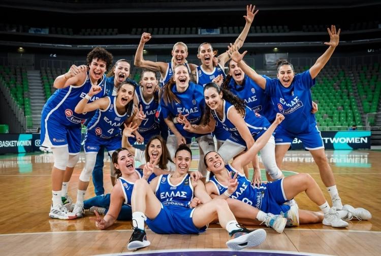 Εθνική Γυναικών: Τουρνουά στην Κροατία