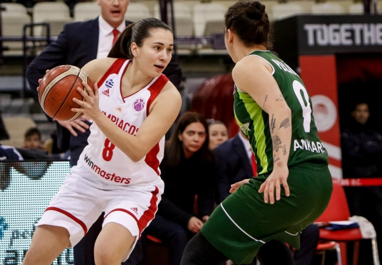 Η FIBA περιμένει να δει την Παυλοπούλου στα προκριματικά της Ευρωλίγκα