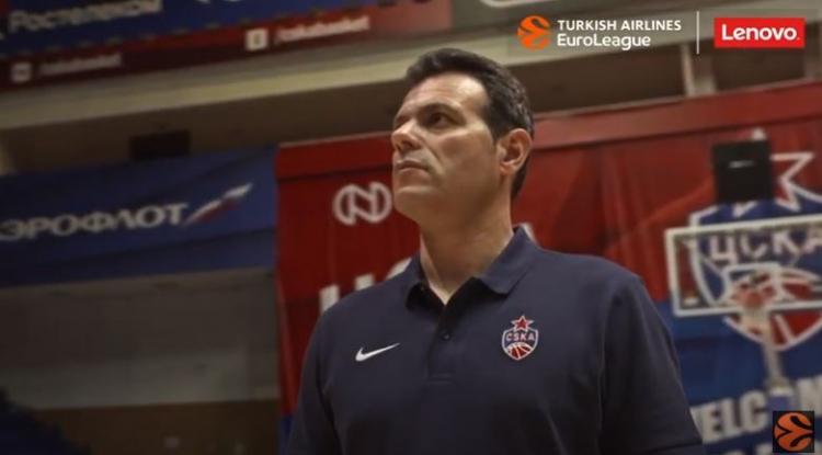 Δημήτρης Ιτούδης: «Είμαι περήφανος για τους παίκτες μου» (vid)