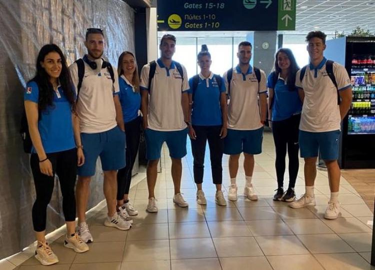 Αναχώρησε για το Τελ Αβίβ η Εθνική Ομάδα 3Χ3