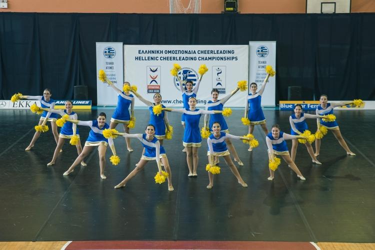 Cheer On Tour 2021: Φινάλε στην Κέρκυρα