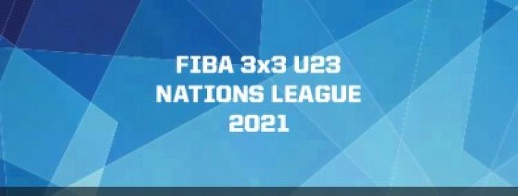 3Χ3 U23: Ακυρώνεται η συμμετοχή στο Nations League