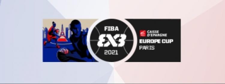 Ευρωπαϊκό 3Χ3: Κλήση Εθνικών Ομάδων Ανδρών και Γυναικών