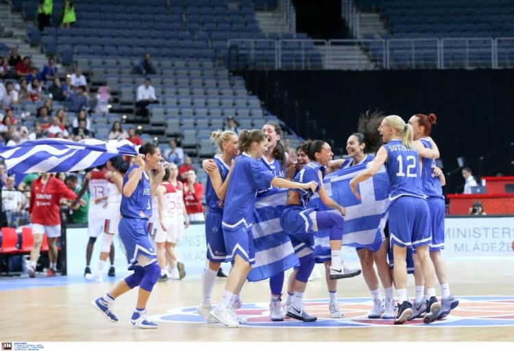 Εθνική Γυναικών: Οι συμμετοχές σε Ευρωμπάσκετ