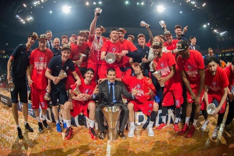 Euroleague: Ψηφίστε την καλύτερη ομάδα της δεκαετίας για την ΤΣΣΚΑ (vid)
