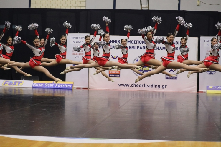 Cheer On Tour 2021: Επόμενος σταθμός του Πρωταθλήματος… η Θεσσαλονίκη!
