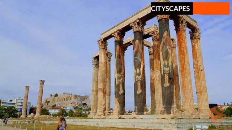 Η βόλτα της Euroleague στην Αθήνα (vid)