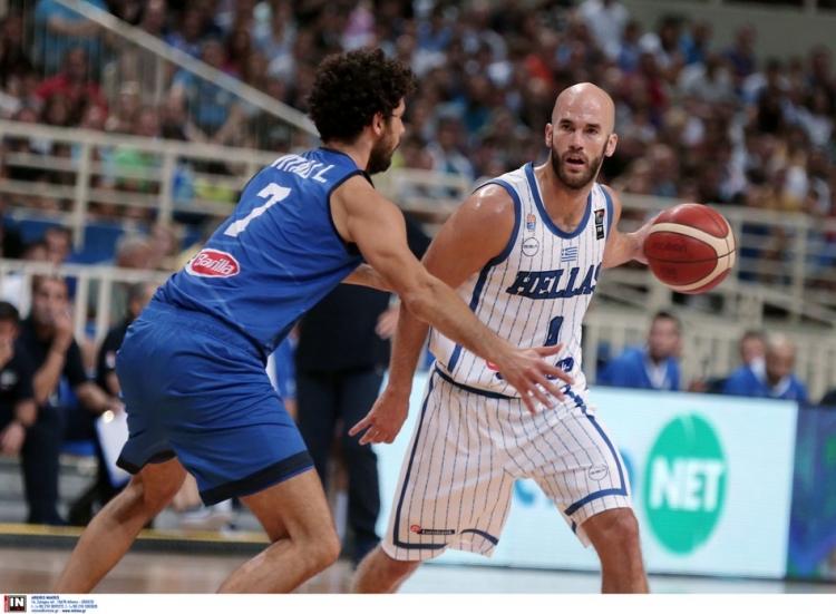 Ευρωμπάσκετ 2022: Το πρόγραμμα του Γ' Ομίλου