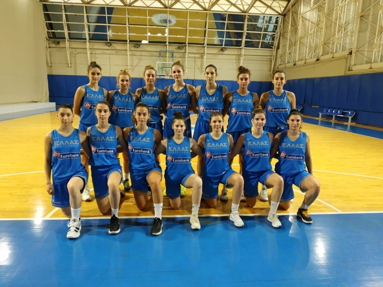 Εθνική Νεανίδων: Η 12άδα για το European Challenger
